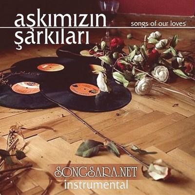 Front آلبوم موسیقی زیبای ترکیه ای با نام  ترانه های عاشقانه ی ما  اثر Zafer Doğulu ویژه ی روز ولنتاین