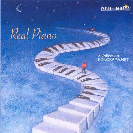 Various%20Artists%20 %20Real%20Piano%202005 مجموعه ای بهترین موسیقی های بی کلام پیانو در آلبوم « پیـانوی واقعی » اثری از هنرمندان مختلف