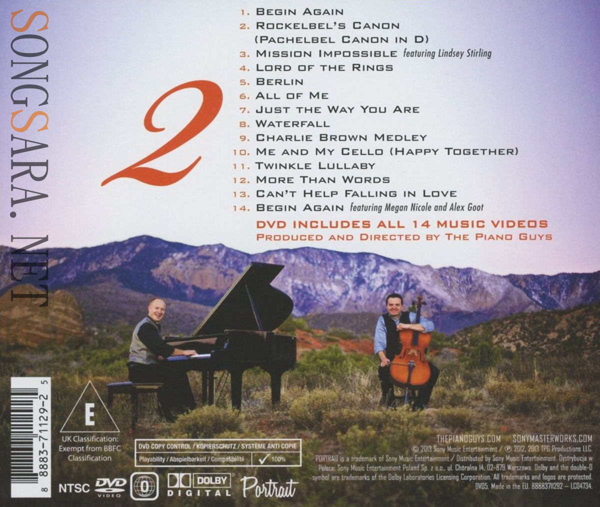 the piano guys discography