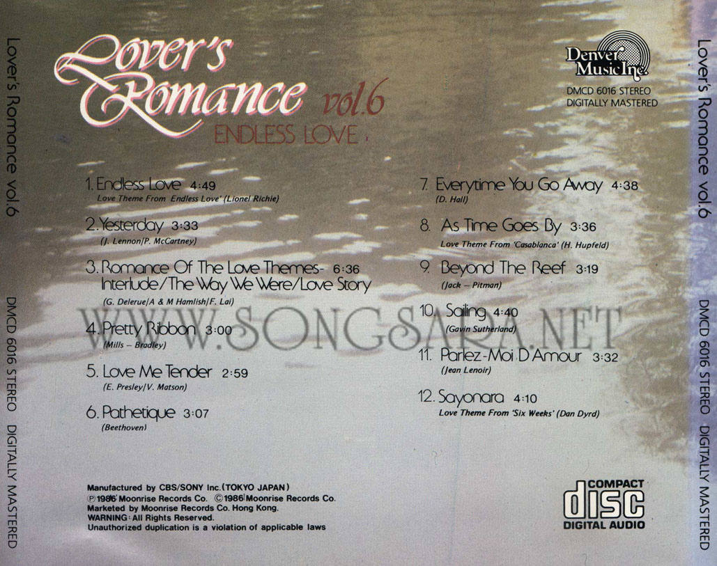 https://dl.songsara.net/instrumental/Album%20V/Lover%27s%20Romance%20Vol.06%20(Endless%20Love)/Back.jpg